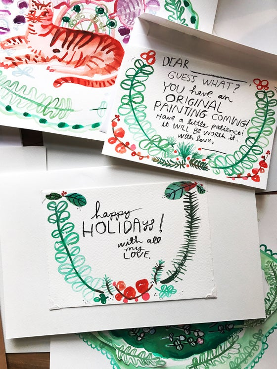 Image of Holiday Gift Cards!