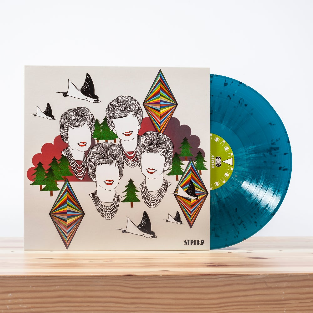 Image of Starfucker (10th Anniversary) Limited Edition Colored Vinyl