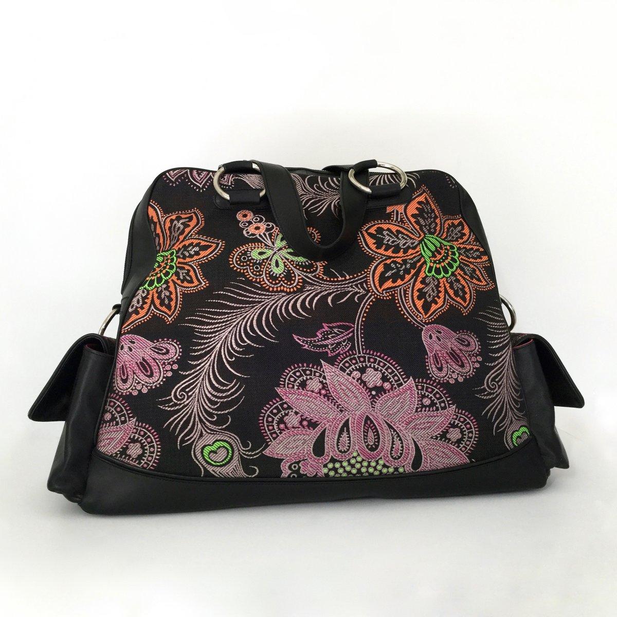 Image of Matthew Williamson Spring 2005 Tapestry Bag