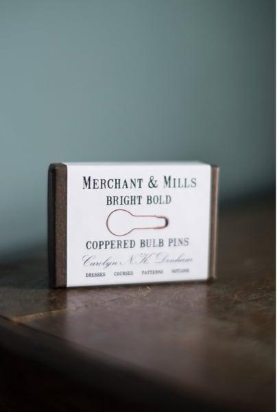 Image of Bulb pins de Merchant and Mills