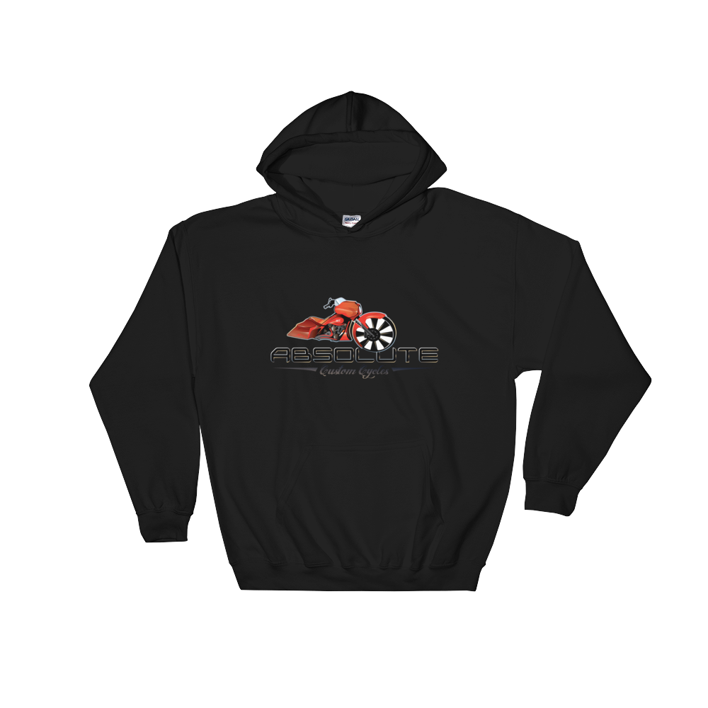 Image of Absolute Hoodie (Front and Back Print)
