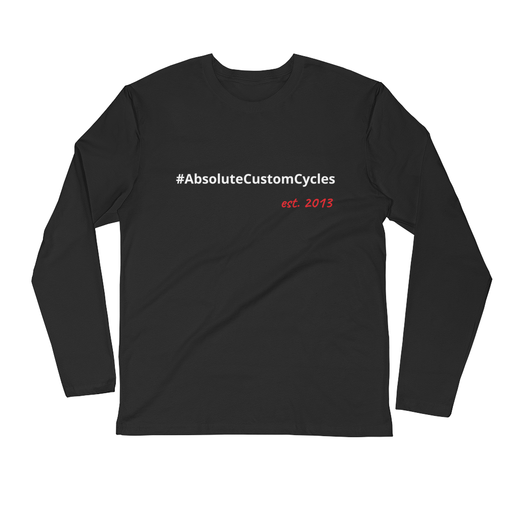 Image of Absolute #Hashtag Long Sleeve Tee