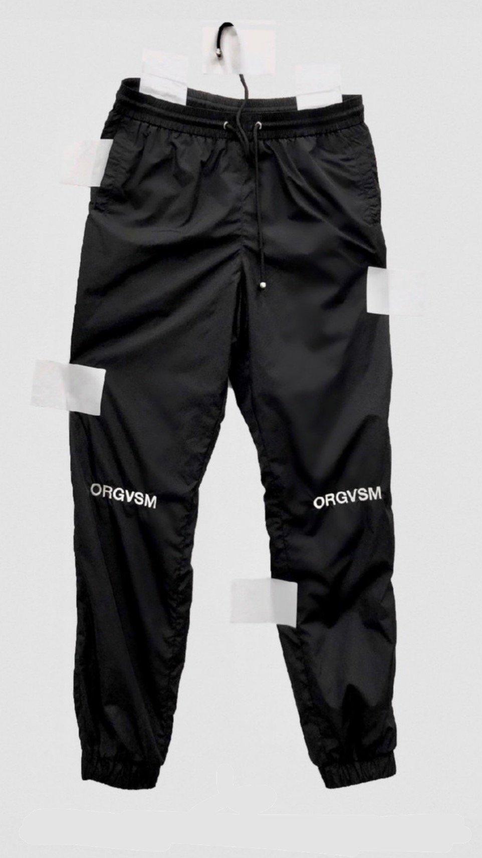 "Image of ORGVSM ""BLACK VENOM"" TRACKSUIT"