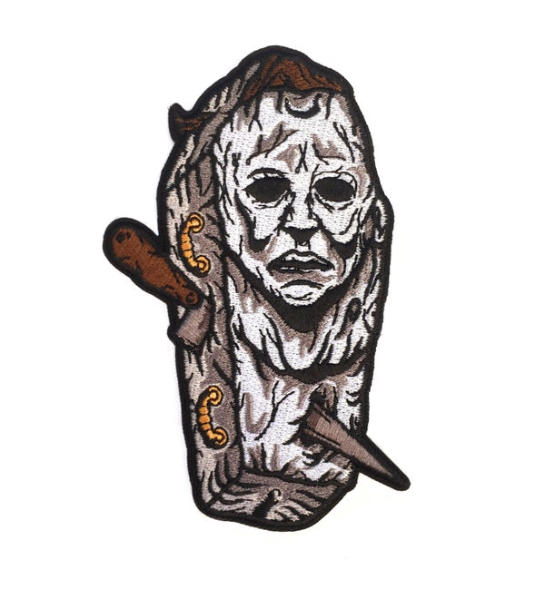 Image of Boogeyman Killer Coffin patch