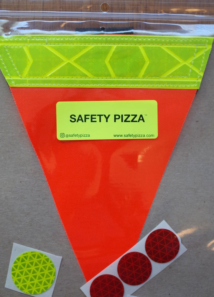 Image of SAFETY PIZZA - BACKORDERED