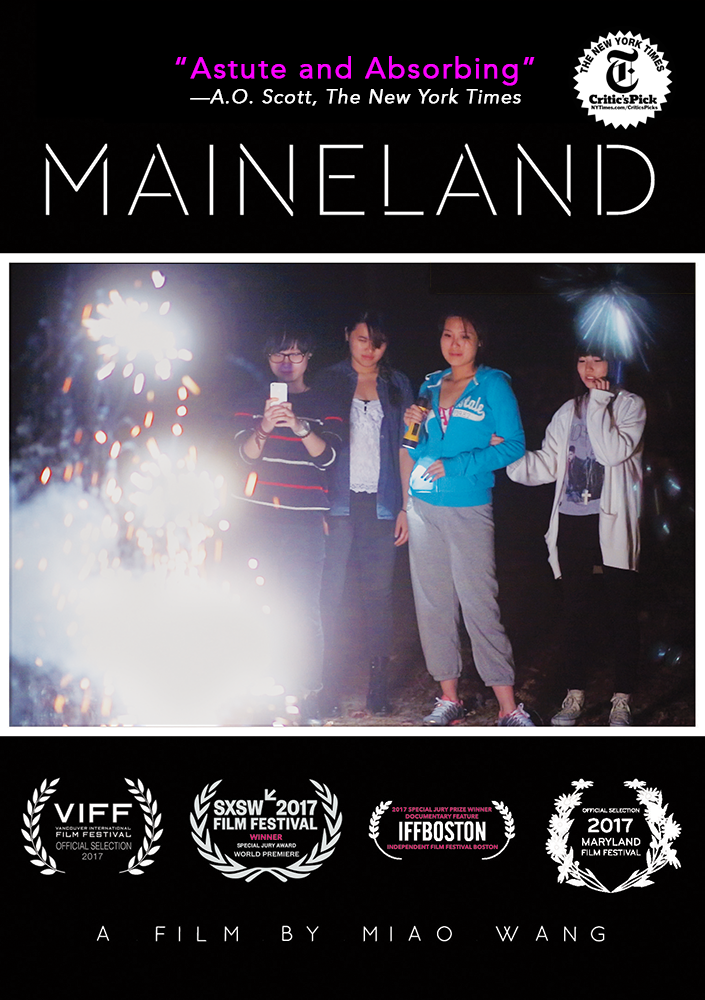 Image of Maineland HOME DVD Signed by the Director (Not For Educational Use)