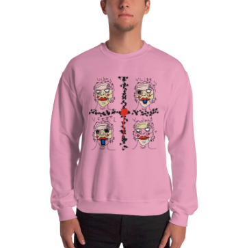 Image of VIBEZ CREW NECK
