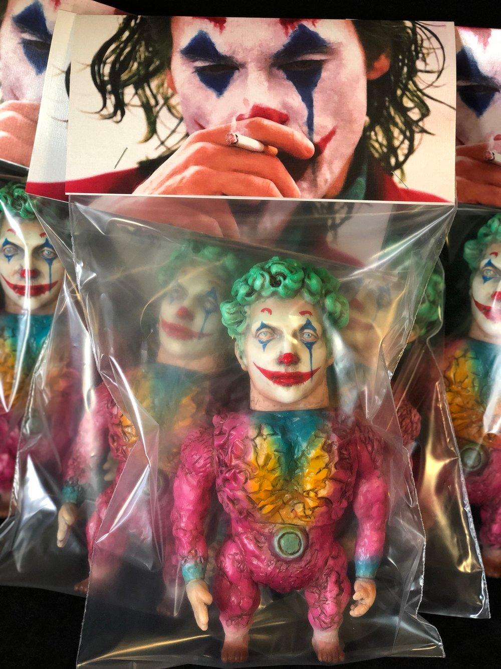 "Image of ""Clown Prince""2019 Joker movie inspired Giuliano de' Medici"