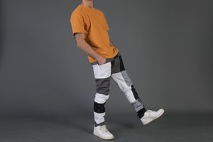 Image of Patchwork Pants