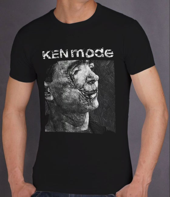 Image of Cut-Face T-Shirt
