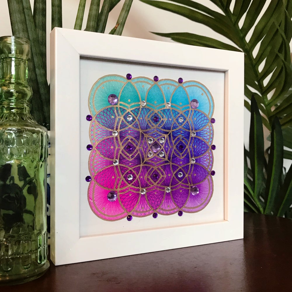 Image of Spirograph #6