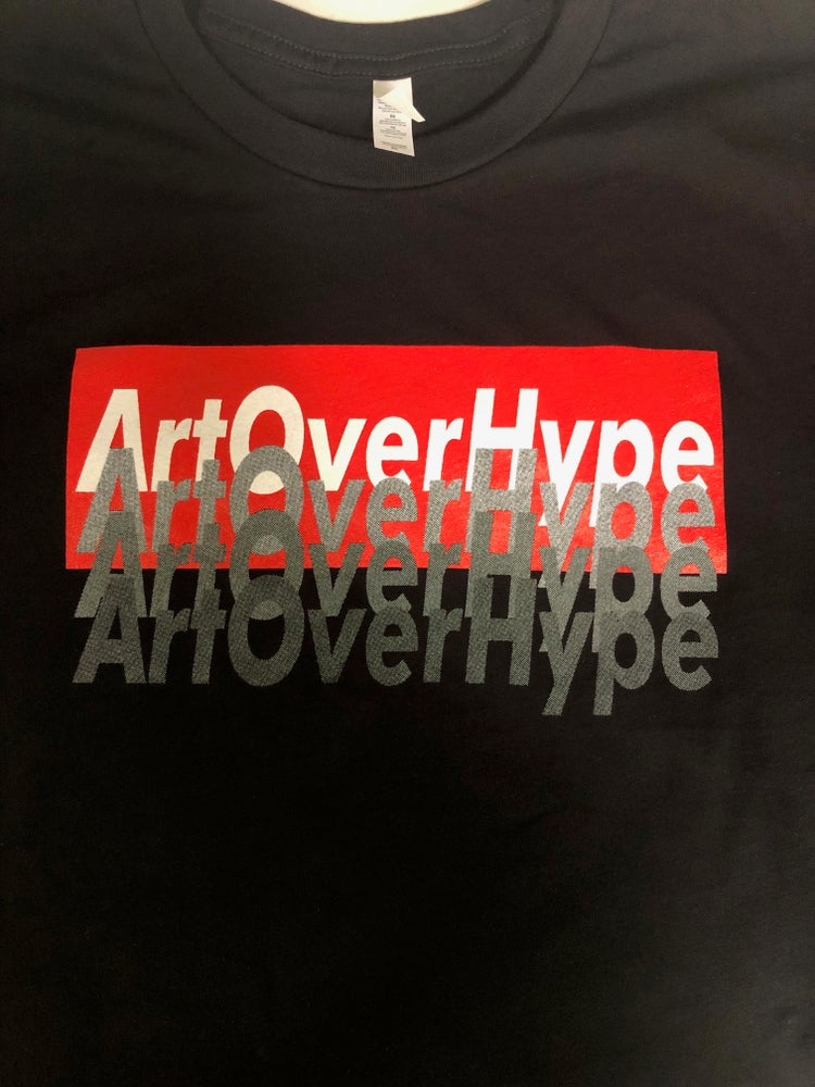 Image of Art Over Hype Box T