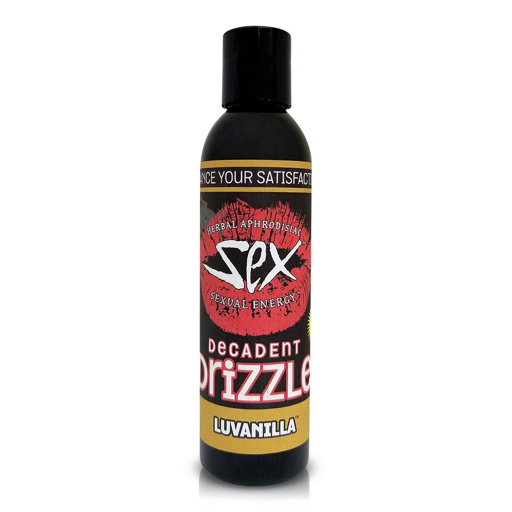 Image of  Kissable & Lickable Decadent Body Drizzle, (6 oz/170 gr.)