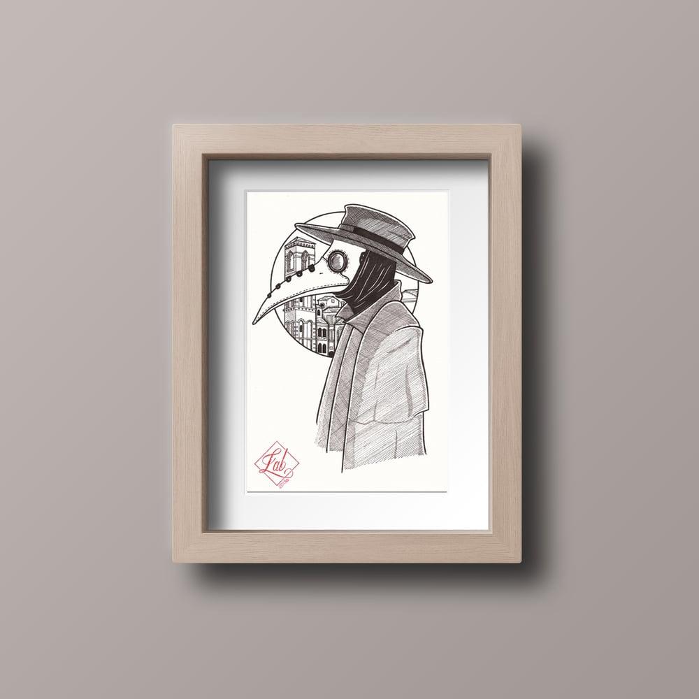 Image of Plague (Plague doctor)
