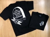 "Image of Night Crimes ""Wish I Could Turn You Back into a Stranger"" Tee"