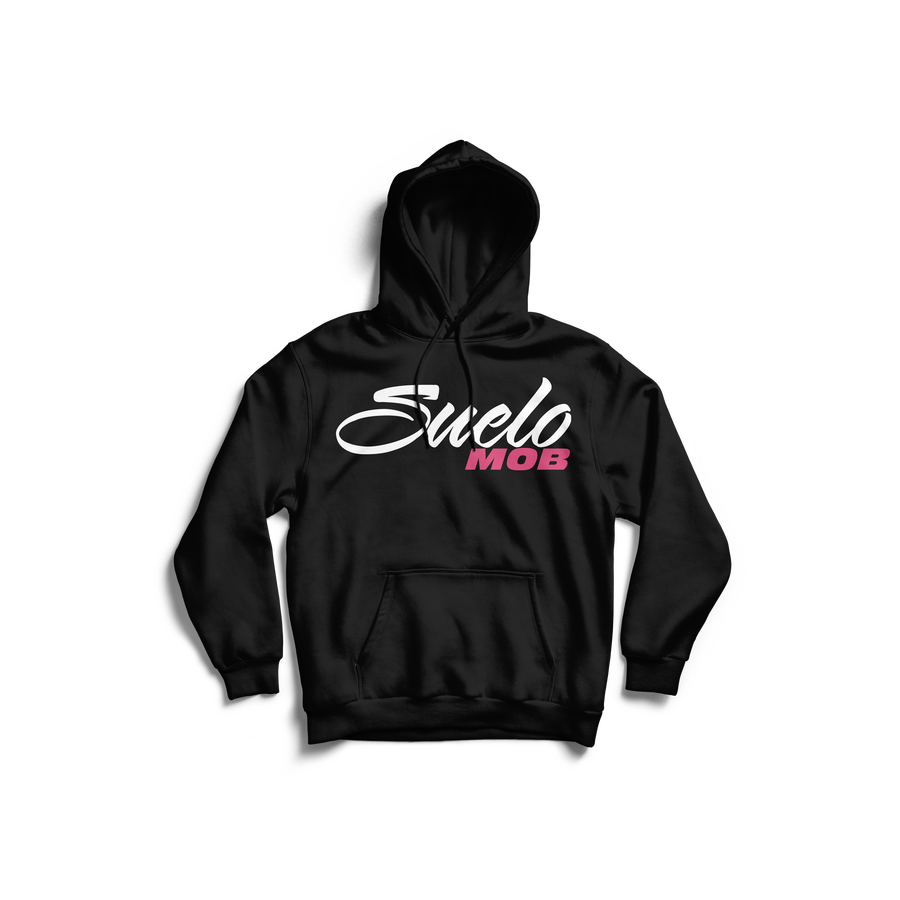 Image of Ladies Hoodie Black
