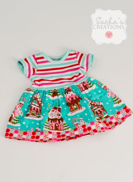 Image of Gingerbread Dress