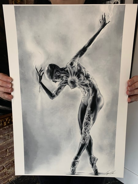 Image of 'Ballerina' by Tony Mancia