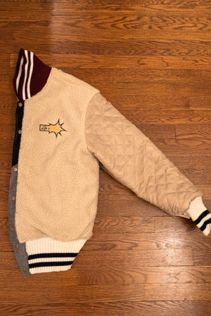Image of Reversible Vintage Varsity