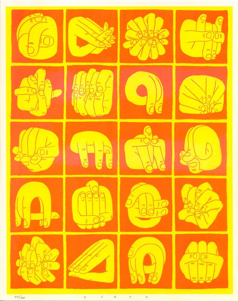 Image of Bad Hands (color: Citric Acid)