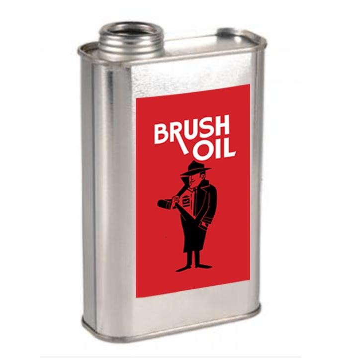Image of Brush Oil