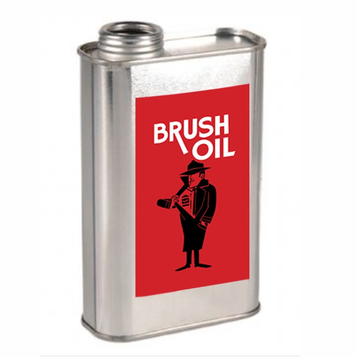 Image of Brush Oil