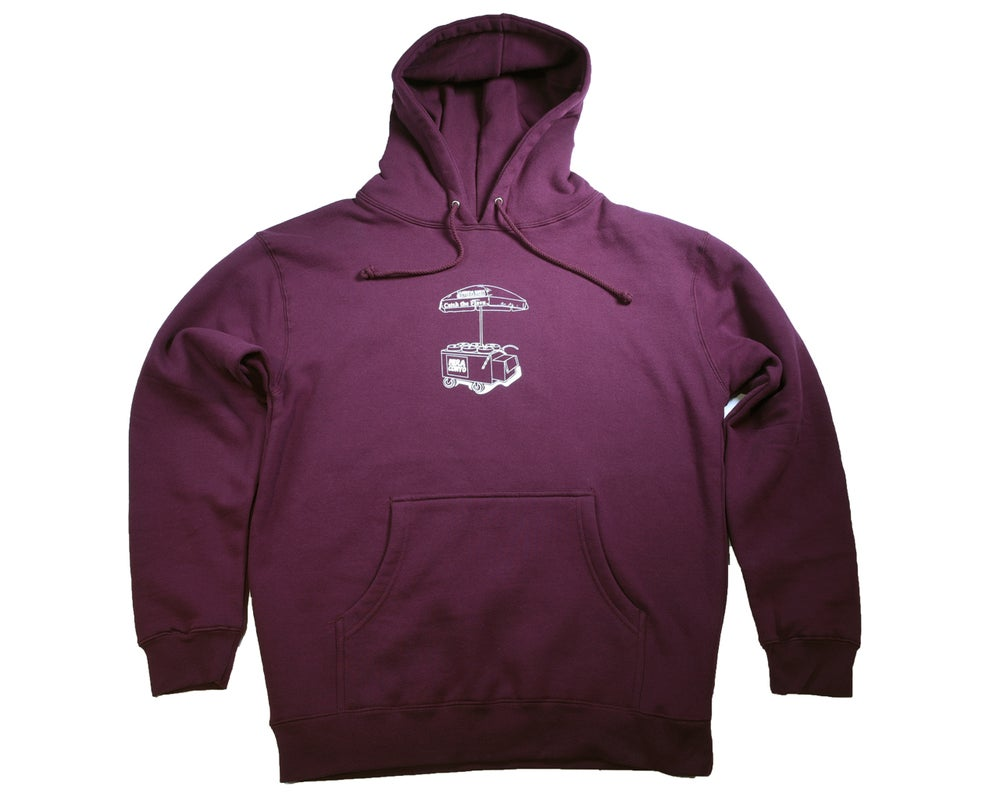 Image of Red Coquito hoodie
