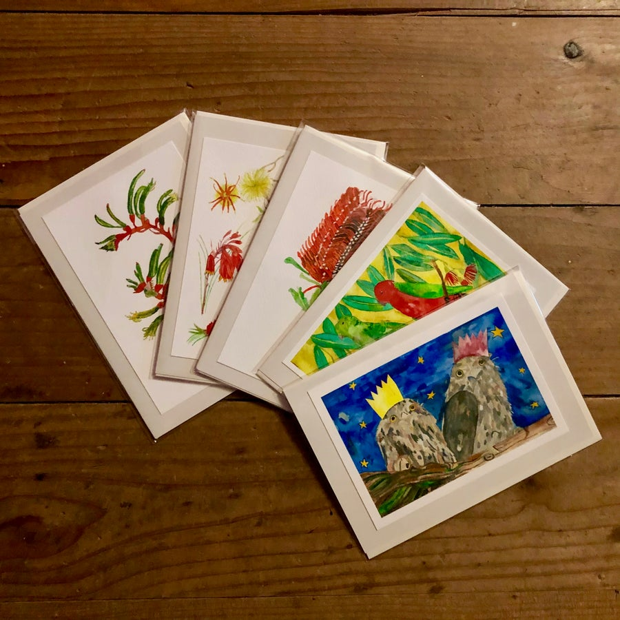 Image of Greeting Card Pack of 5