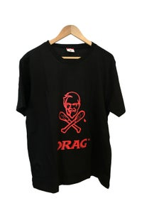 Image of COLONEL TEE <br> BLACK