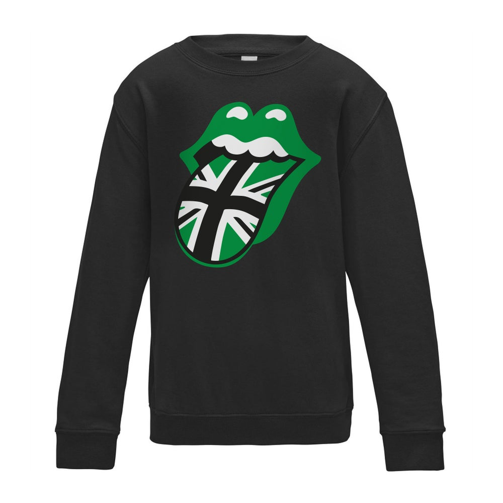 Image of Rolling Stones CCS – Black Jumper