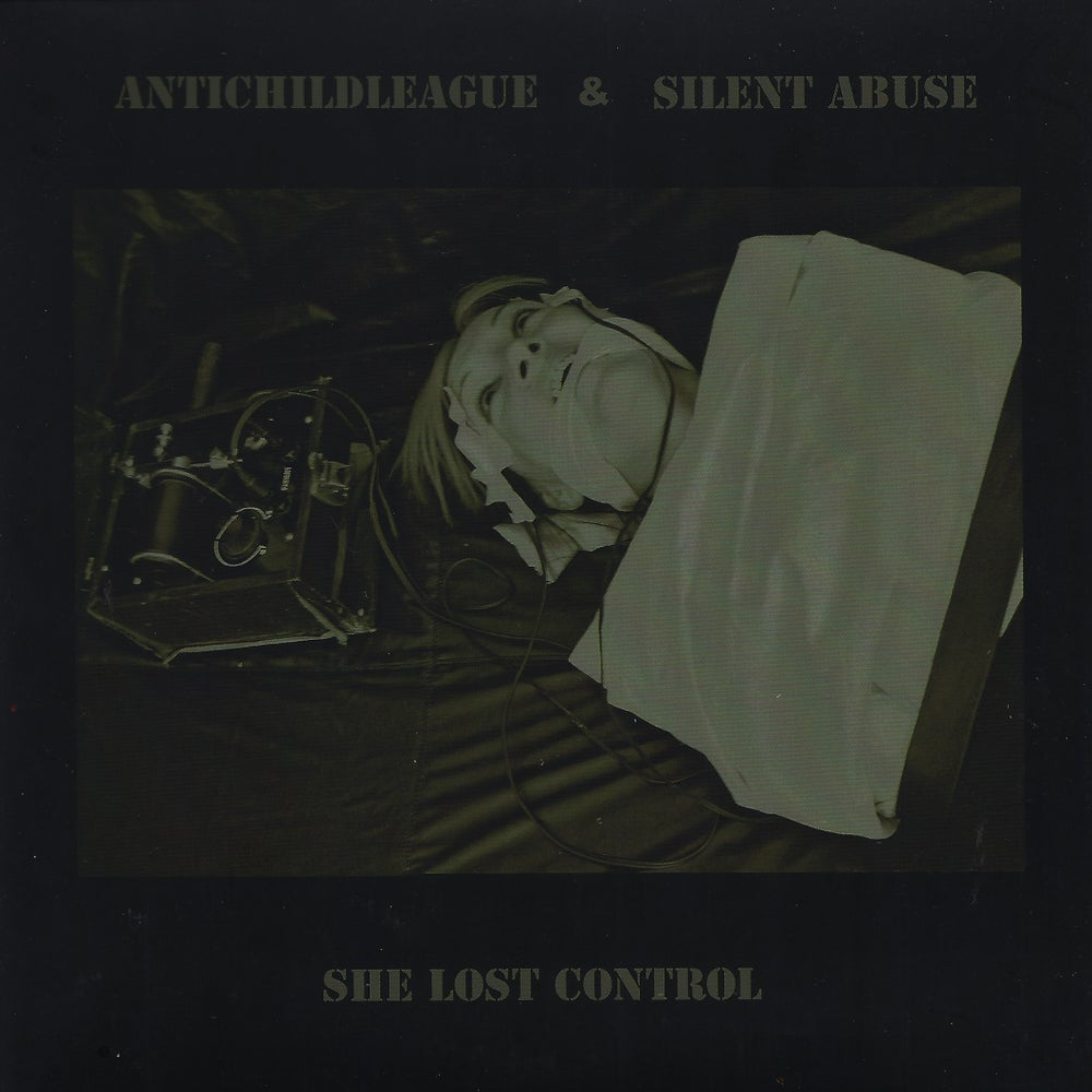 "Image of Antichildleague, Silent Abuse ""She Lost Control"""