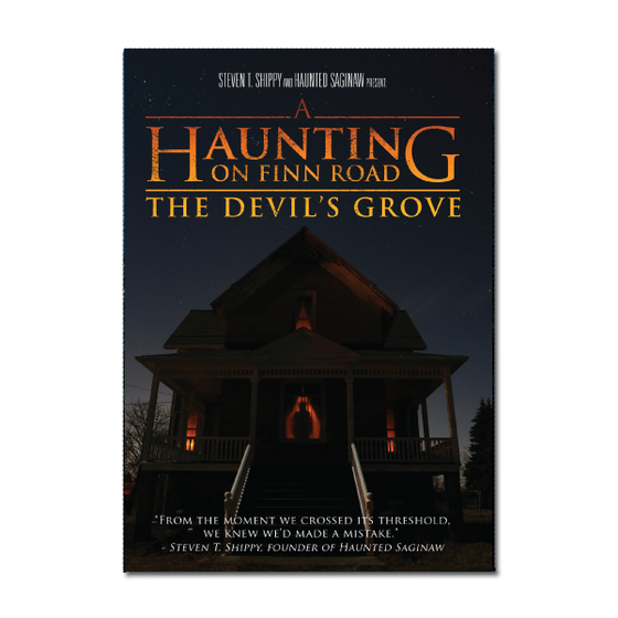 Image of A Haunting On Finn Road (The Devil's Grove) PRE-ORDER SHIPS 12/16