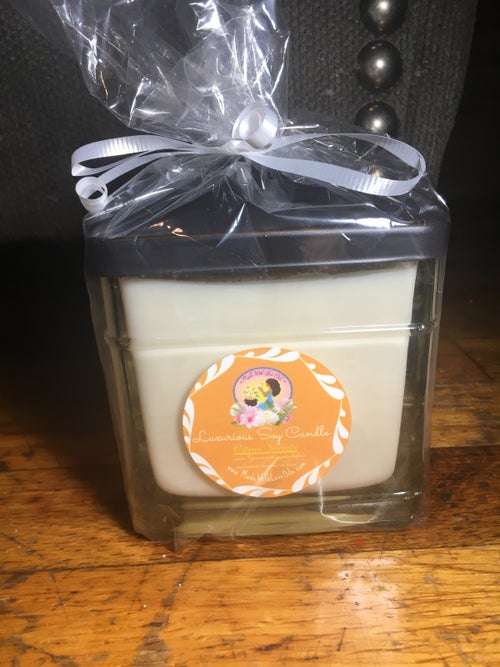 Image of Limited Edition Luxurious Soy Candle