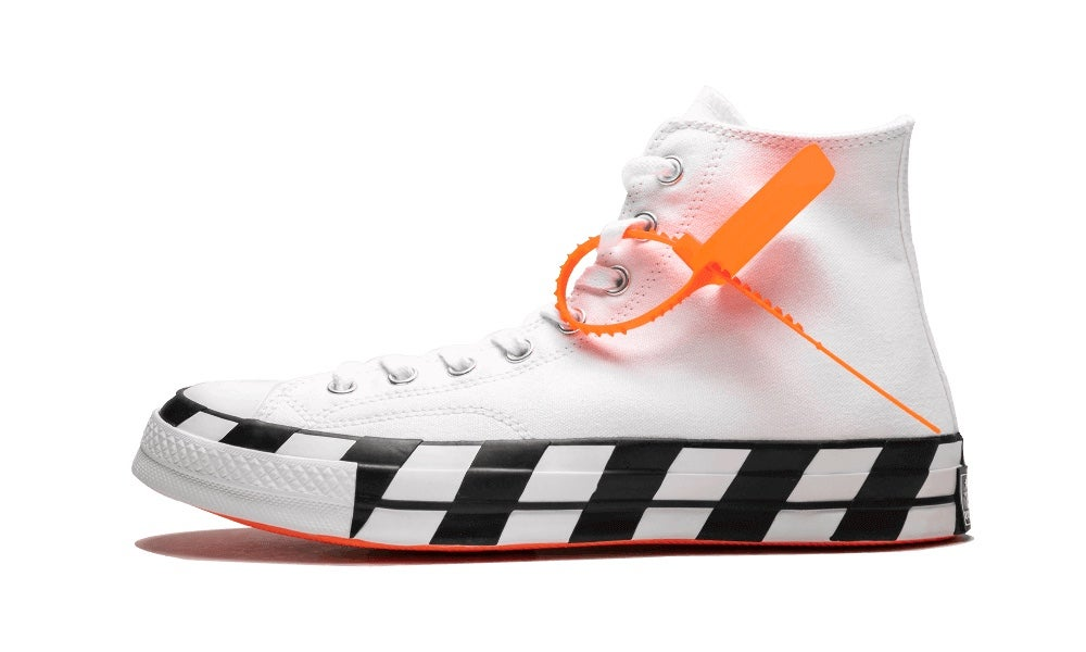 Image of CONVERSE x OFF WHITE 2.0