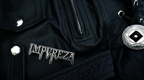 Image of  IMPUREZA LOGO METAL PIN BADGE