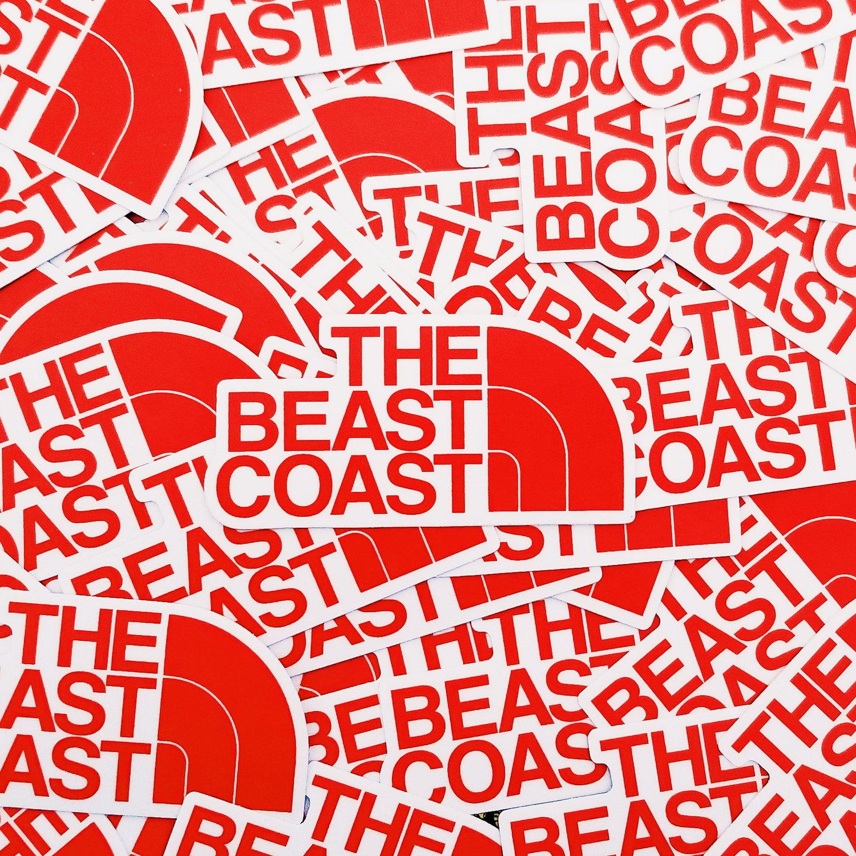Image of 'The Beast Coast' vinyl