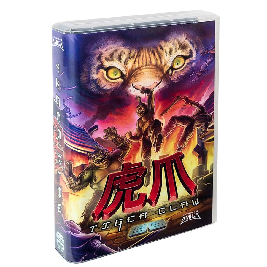Image of Tiger Claw (Amiga)