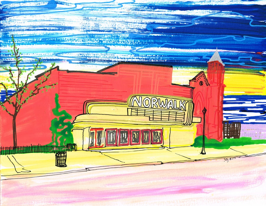 Image of Norwalk Theater