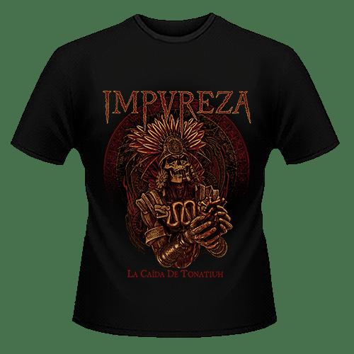 Image of T-Shirt - La Caída De Tonatiuh (Men)