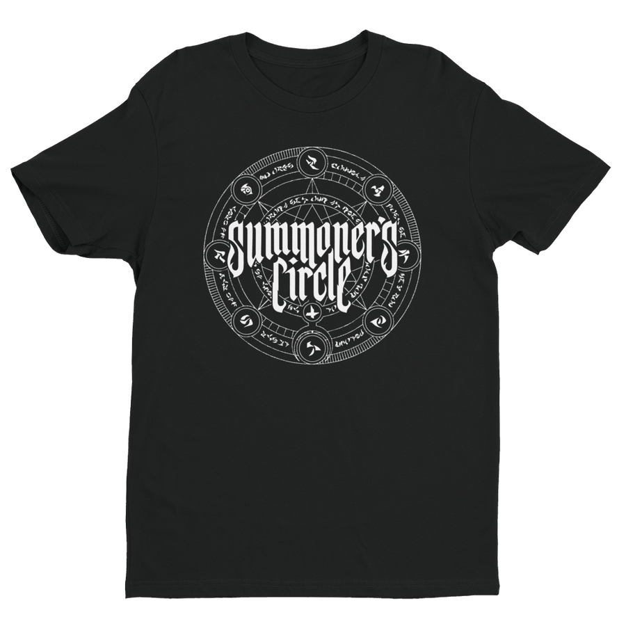 Image of Summoner's Circle Logo T-shirt