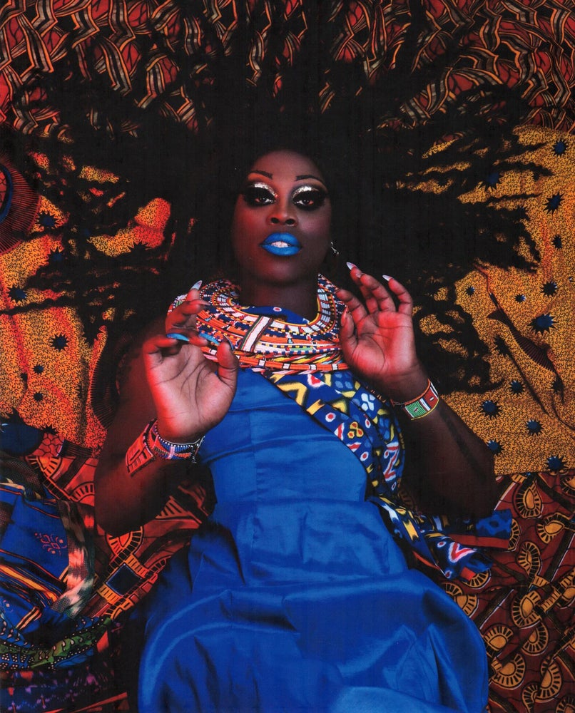 Image of African Goddess 8x10 - UNSIGNED