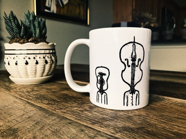 Image of Duo Mug (11 oz)