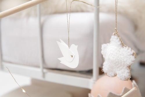 Image of Oiseaux à suspendre Spread your wings