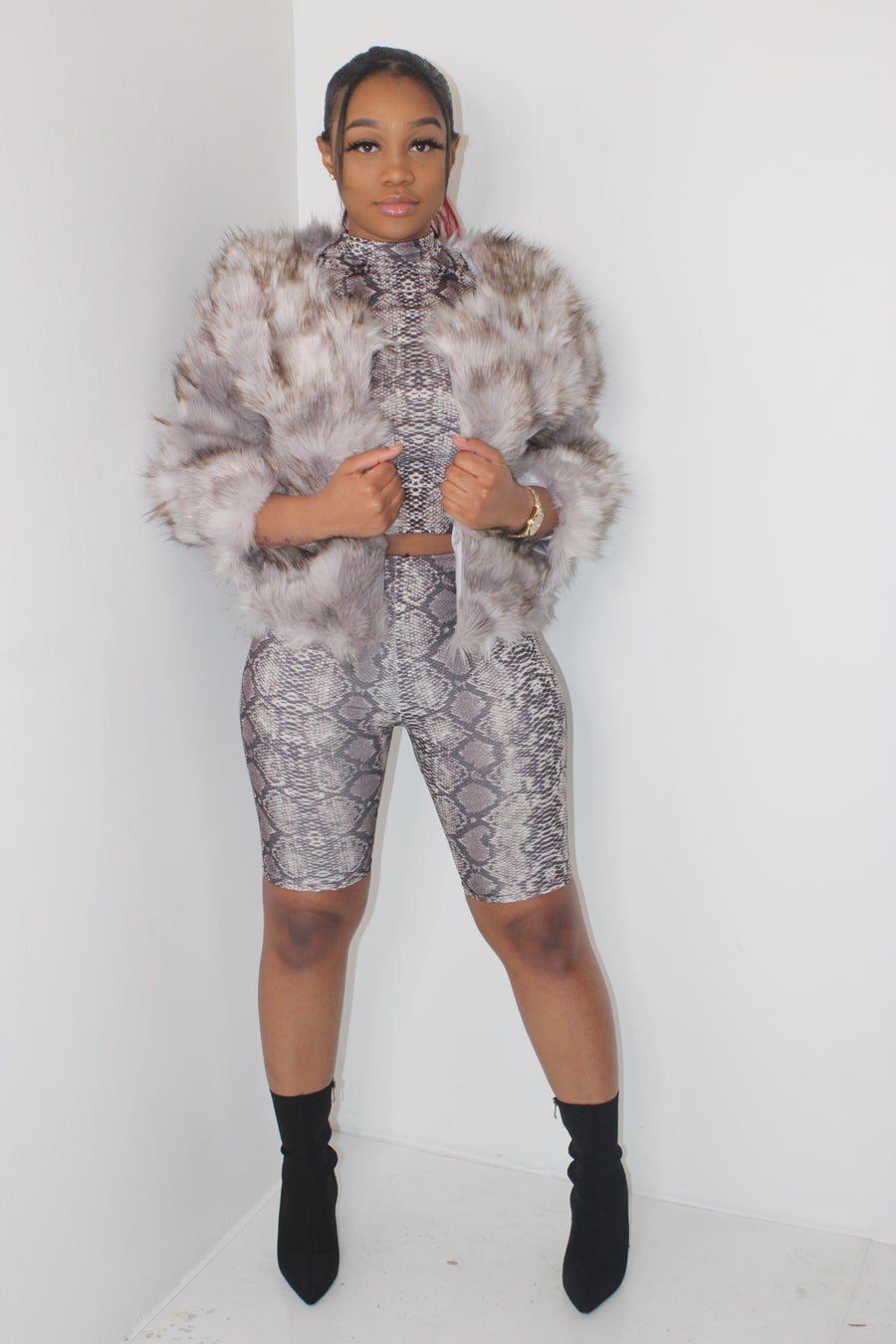 Image of Flurry Fur Jacket