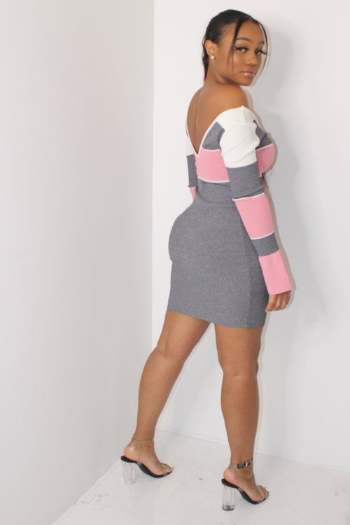 Image of Sweetie Knit Dress