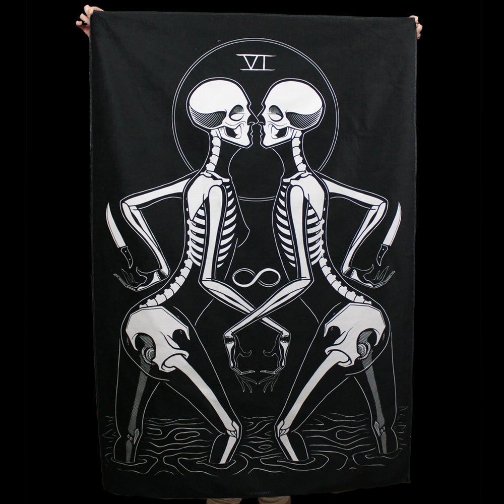 Image of THE LOVERS TAPESTRY