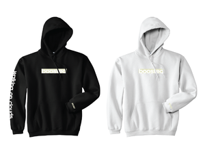 "Image of BOOSTED LONG ""YEEZY COLORWAYS"" EMBROIDERY HOODY"