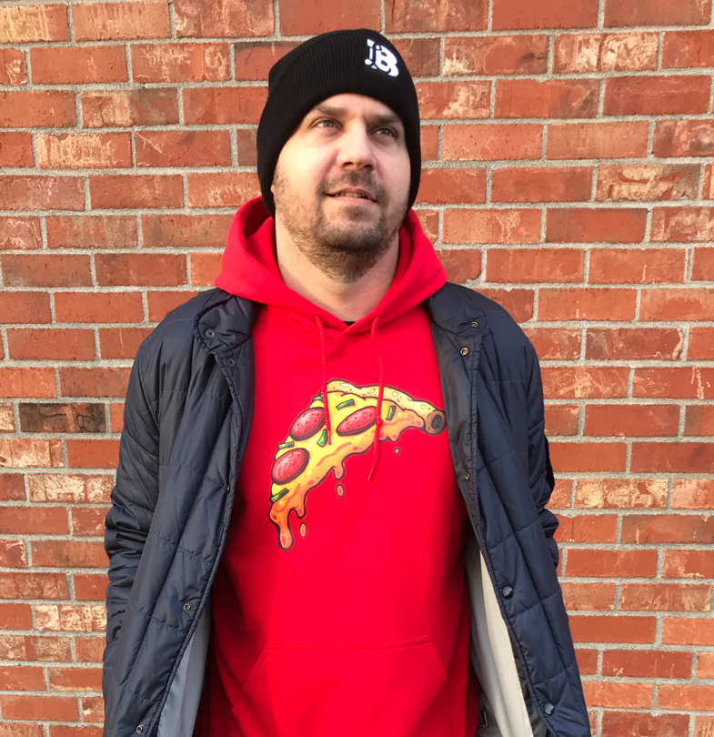 Image of Pizza Time Hoodie