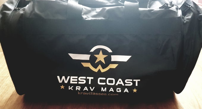 Image of West Coast Martial Arts Ultimate Bag (Large)