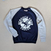 Image of Crouch End Eagles - Baseball Sweater